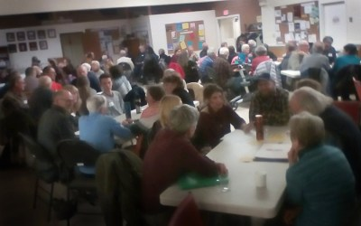 Comox Valley climate activists join 1,700 discussion events worldwide