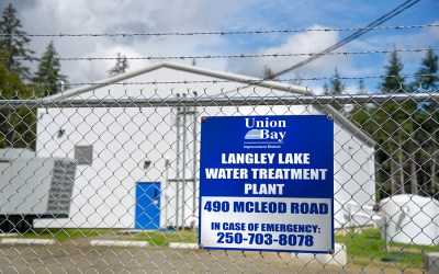 Union Bay opens new water treatment plant, eliminates boil-water advisories