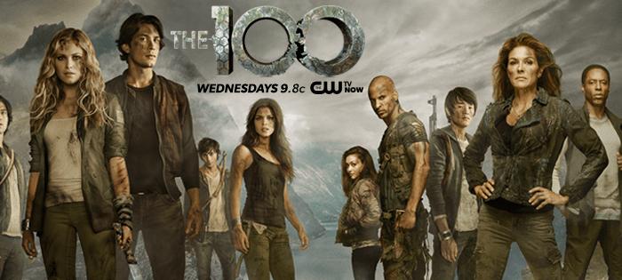 The 100, une série de CW