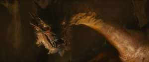Smaug le Terrible, la grande réussite du film