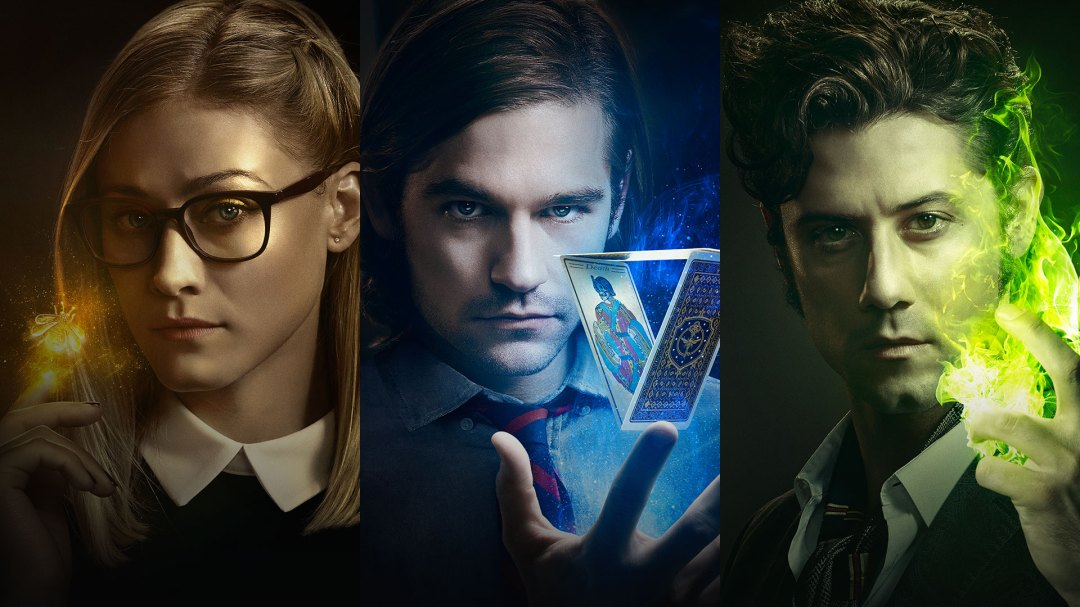 Cast The Magicians partie 1