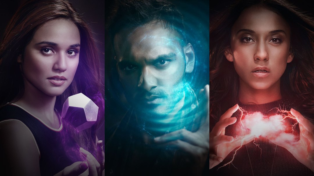 Cast The Magicians partie 2