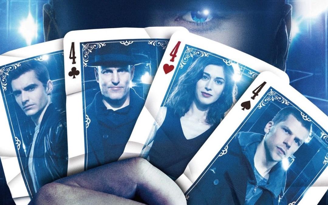 Now you (almost) see me, ou les espoirs déçus de deux films de magiciens