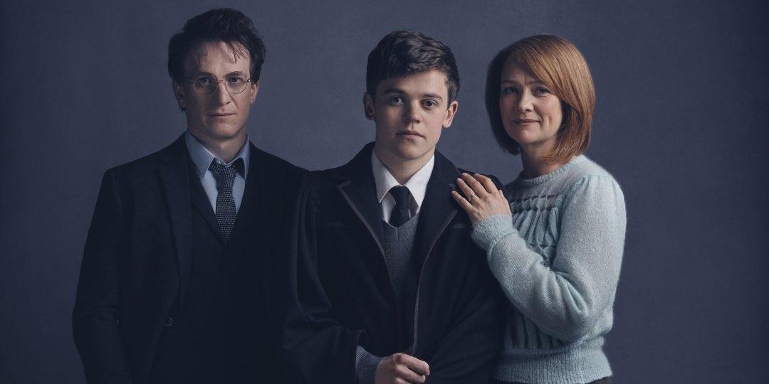 Harry, Ginny et Albus