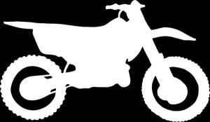 dirt bike decal