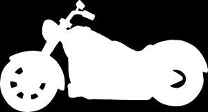 Street Cruiser Motorcycle Decal