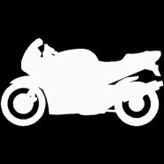 Sport Bike Decal