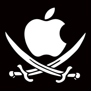 hackintosh jolly roger decal