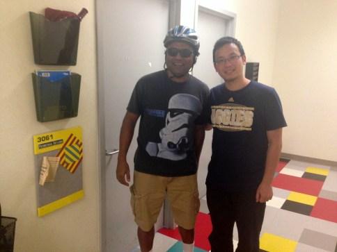 Prem and Yue Yu. September 2015