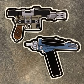 Space Force Weapons Decal pack
