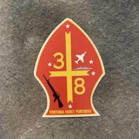 3/8 Decal
