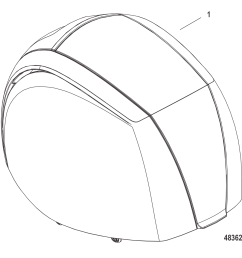top cowl diagram 48362 [ 1520 x 1459 Pixel ]