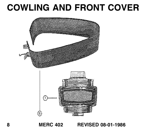 small resolution of diagram of p8 mercury motor wiring diagram basic 1995 mercury marine mercury outboard 1002201rb carburetor diagram and