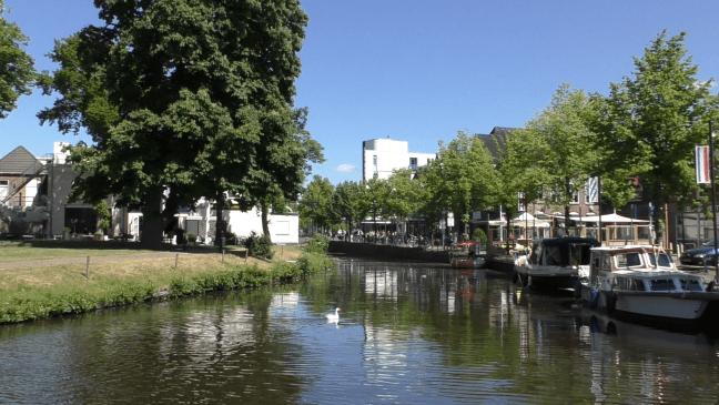 De Kolk in Heerenveen - de Canicula