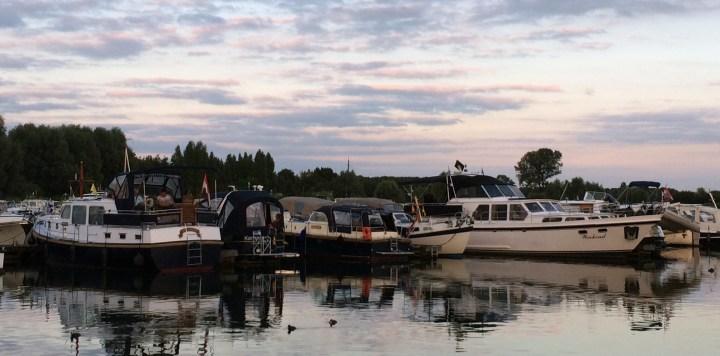 IJsselstein jachthaven Marnemoende - De Canicula