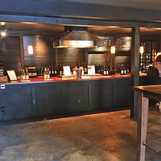 JM Cellars tasting room