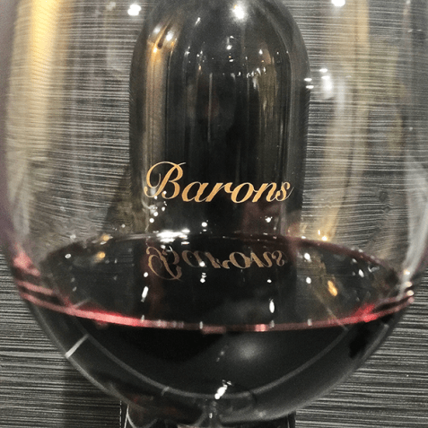 Barons Washington red blend