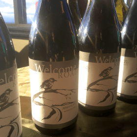 Welcome Road wines