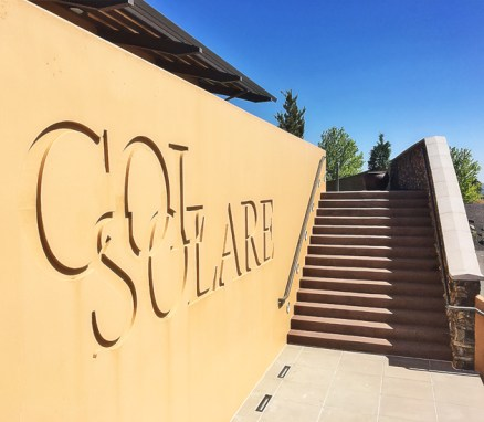 Col Solare Winery, Red Mountain AVA Washington
