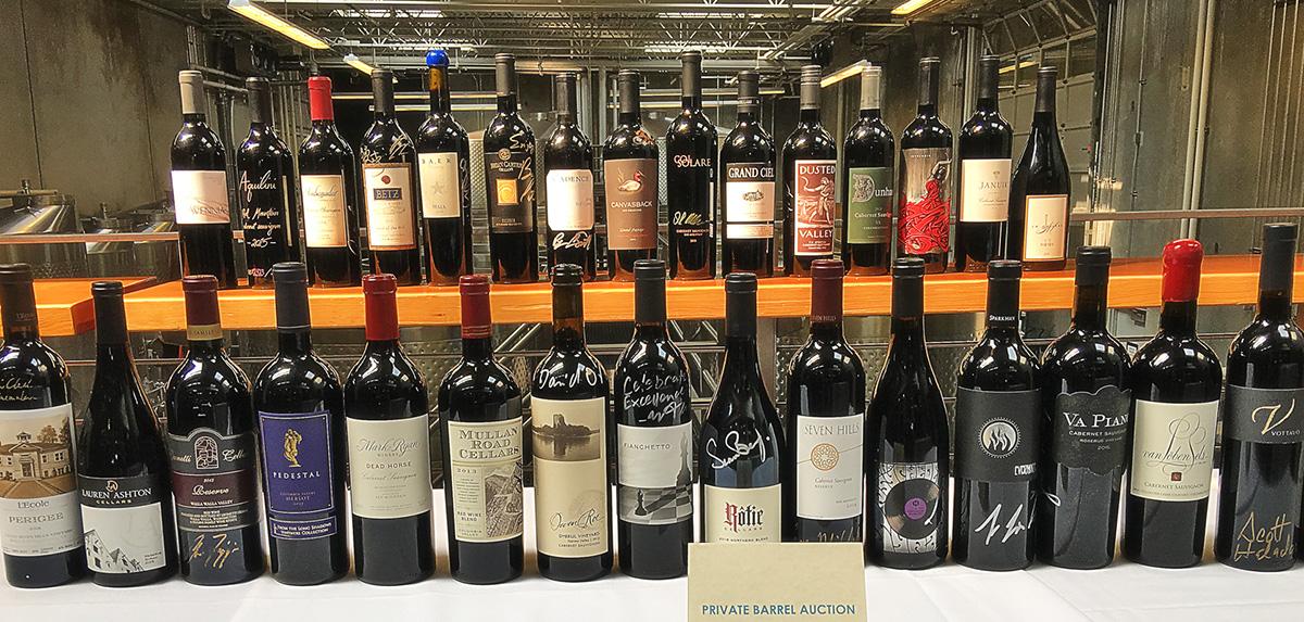 Episode 15 BONUS | Auction of Washington Wines - Decanted — Wine Podcast