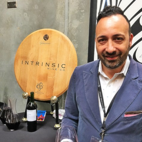 Juan Munoz Oca, Intrinsic Wine Co.