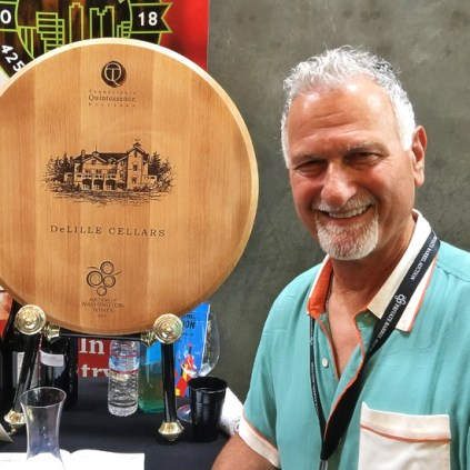 Jay Soloff, DeLille Cellars