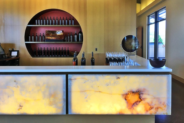 Col Solare tasting room, Red Mountain, WA