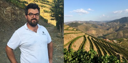 Caesar Pinacho, winemaker at Vista Alegre