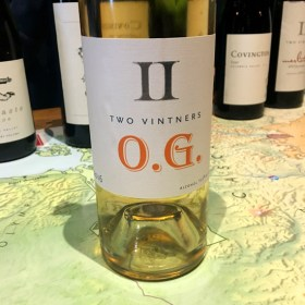 Two Vintners O.G orange wine