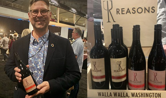 Ned Morris of Reasons Wine