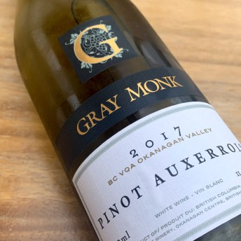 Gray Monk Estate Winery Pinot Auxerrois