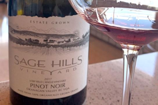 Sage Hills Vineyard