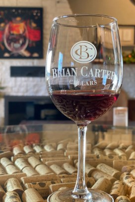 Brian Carter Cellars blend