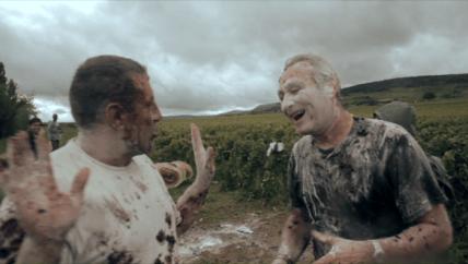Primeira fotogarfia publicada no artigo Vídeo: A Year in Burgundy, um filme sobre o verdadeiro espírito da Borgonha!