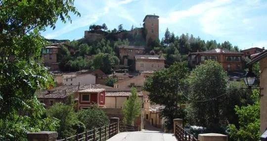 castillo de Somaén