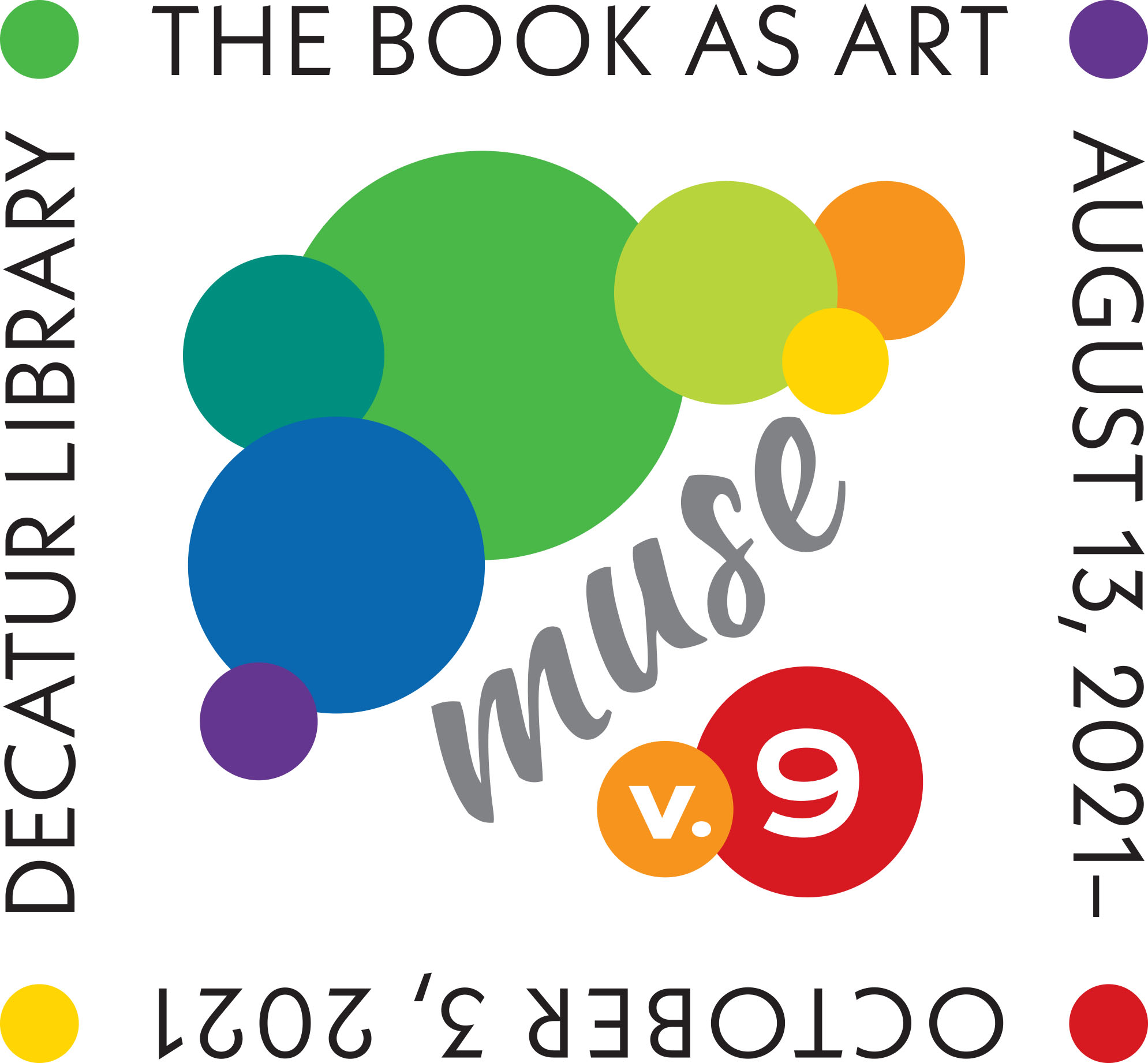 Book As Art v. 9: Muse