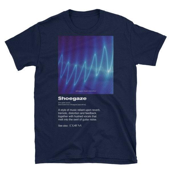 Shoegaze Definition Short-Sleeve Unisex T-Shirt