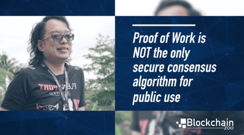 Why PoW is not the only secure consensus algorithm for public use