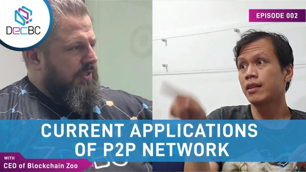 Current Applications of P2P Network