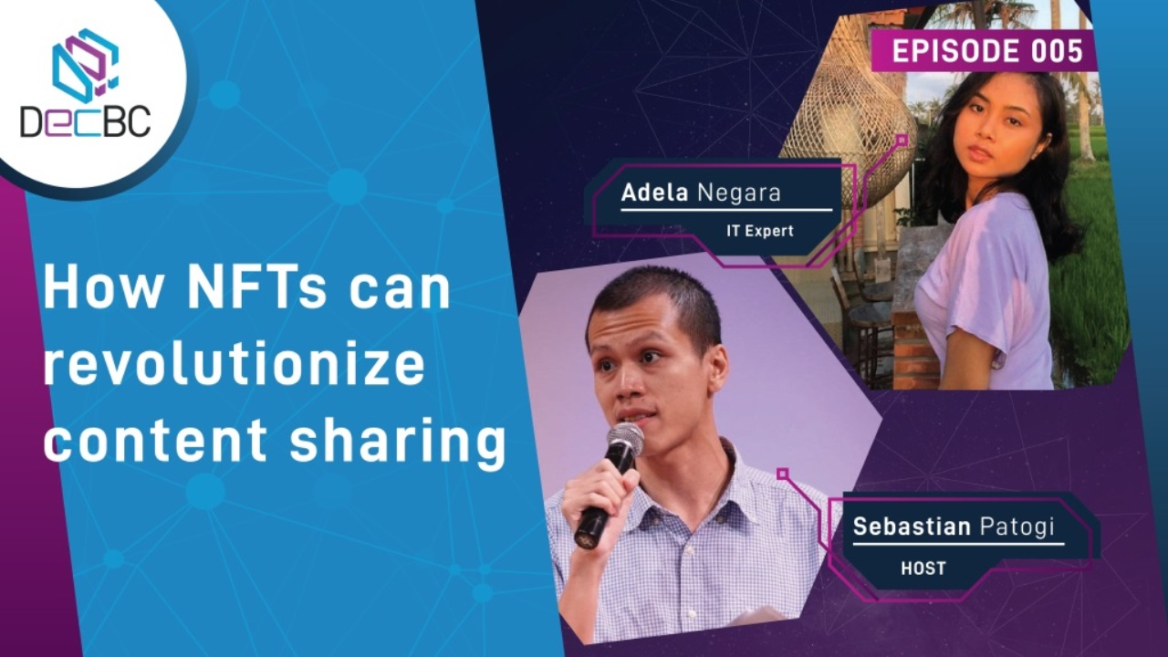 How NFTs can revolutionize content sharing