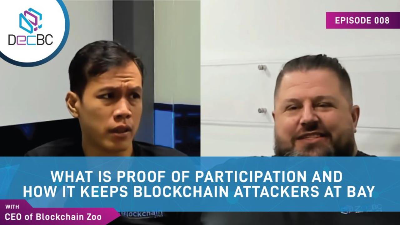 What is proof of participation and how it keeps blockchain attackers at bay