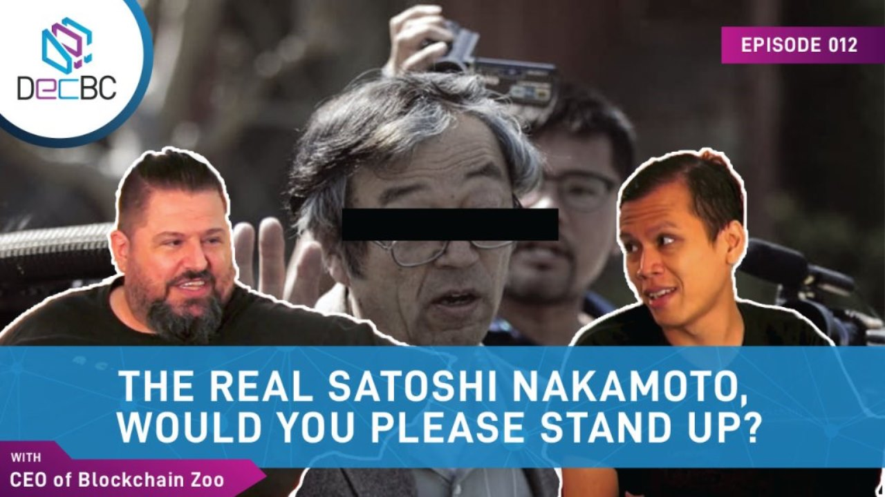 the Real Satoshi Nakamoto, Would You Please Stand Up?