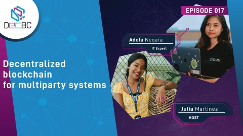 Decentralized Blockchain for Multiparty Systems