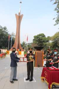 Pune Army commemorates Armed Forces Veterans Day
