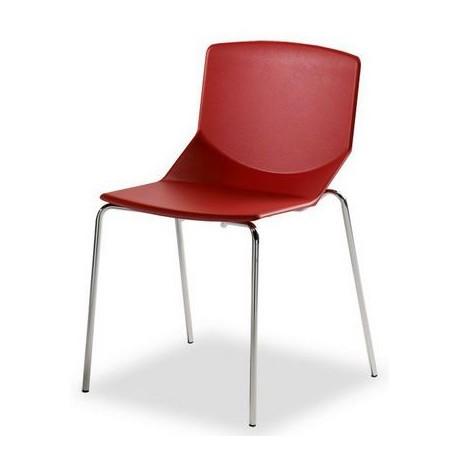 Silla estudio Indianapolis con ruedas asiento recaro tejido Valvoline