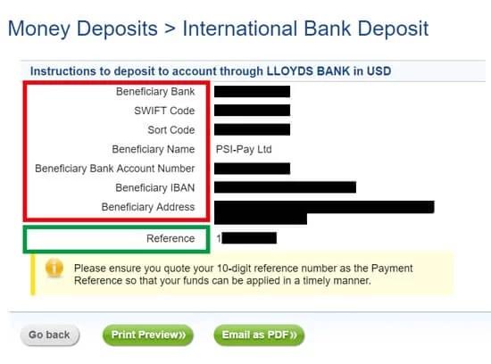 eco0022 - ecoPayz(エコペイズ)の入金方法、手数料、限度額の解説