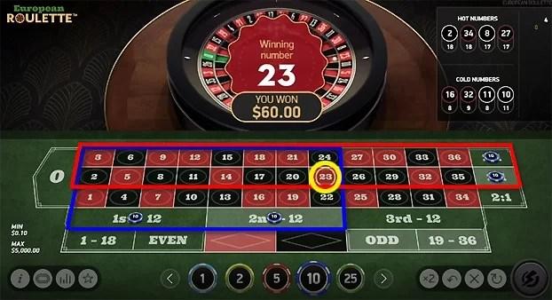 8a201240f90ff3239c049d21d540ff62 2 - 2コラム・2ダズン法の特徴や使用方法を解説。メリットとデメリットを知って「2コラム・2ダズン法」で勝つ確率を上げよう!