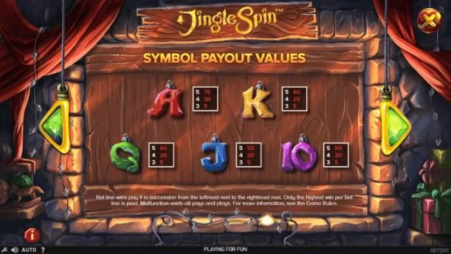 j09 300x169 - 「Jingle Spin(ジングルスピン)」のスロット紹介&遊び方、ゲーム解説