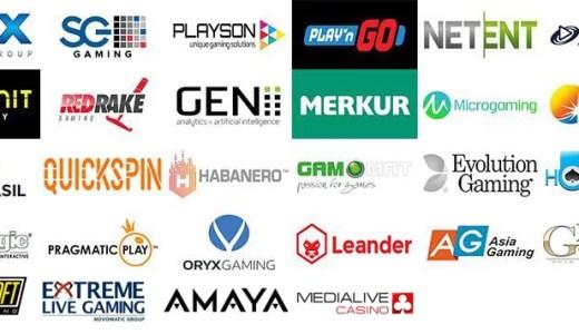 ベラジョンカジノが採用しているゲーム配信会社(ゲーミングプロバイダー)の特徴を知ろう!