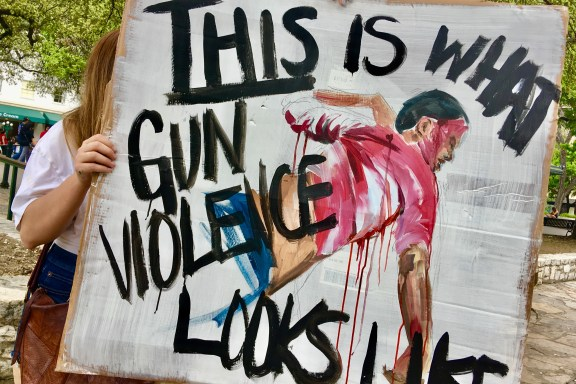 march for our lives artwork